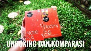 Xiaomi Redmi 5A vs Redmi Note 5A, Pilih Mana?