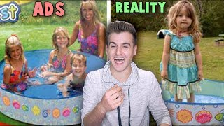 Ads Vs. Reality - Funny Or Sad?