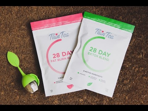 Thin Tea Review! Does this stuff really work?!!