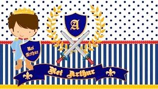 Retrospectiva Rei Arthur 1 Aninho