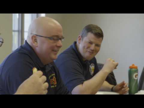 Partners in Hope: Local Firefighter Finds a Match
