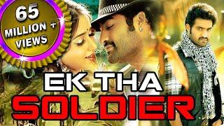 Ek Tha Soldier (Shakti) Hindi Dubbed Full Movie | Jr. NTR, Ileana D'Cruz
