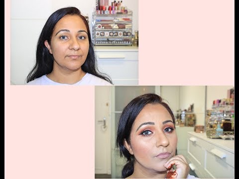 How To Apply Foundation To Dry Skin (URDU/HINDI)