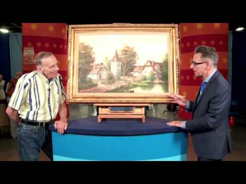 How Much Is This Painting Worth? | Web Appraisal | Bismarck