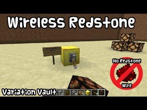 Minecraft Bukkit Plugin - Wireless Redstone - Remote redstone with signs