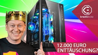 Der neue 12 000 EURO GAMING PC von KNOSSI! EINE ABSOLUTE ENTTÄUSCHUNG? #KreativeFragen 138