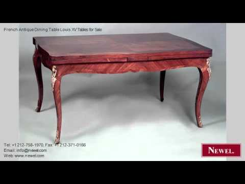 French Antique Dining Table Louis XV Tables for Sale