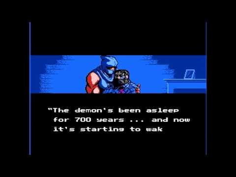 Ninja Gaiden (NES) 3 -2