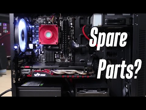 The AMD FX-6300 Spare Parts Build