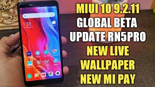 MIUI 10 9 2 11 NIGHTLY UPDATE | MIUI 10 9 2 11 NEW FEATURES
