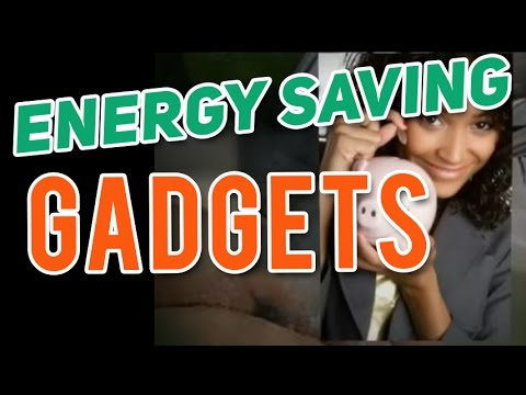 Electricity Saver Gadgets Designed To Save Energy