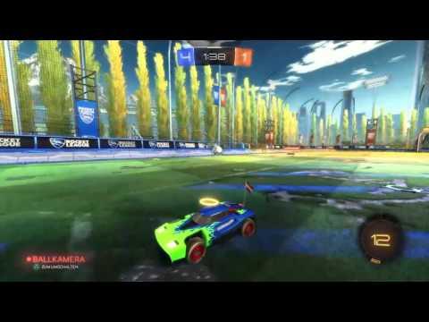 Rocket League #1 | Was für ein Tor!!! (GER) (PS4)
