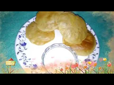 How to make a soft puri in hindi in 5 minutes very easy recipe