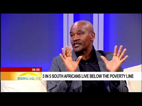 Stats SA show increase on people living in poverty in South Africa