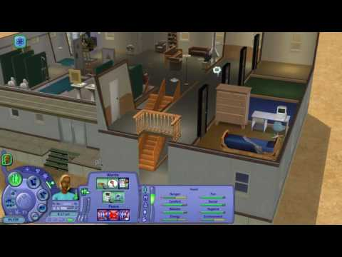 Let's Play The Sims 2 Scholarship Challenge Part 5 (Sophomore to Senior Part 2 of 3)