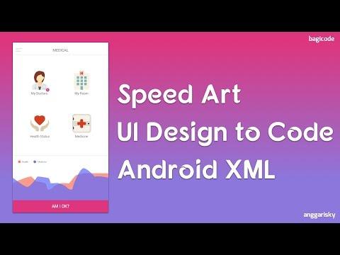 7 Minutes UI Design to Android XML