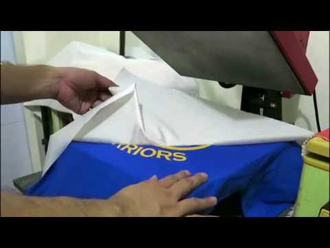 How To Make A Steph Curry Golden State Warriors Shirt
