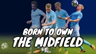 Kevin De Bruyne - Born To Own The Midfield (HD)