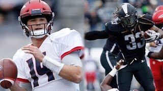 Memphis Express vs. Birmingham Iron | AAF Week 1 Game Highlights