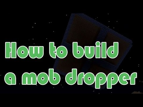 How to make a mob spawner/grinder - Minecraft xbox 360 tutorial | HD