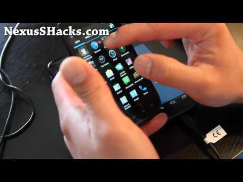 CyanogenMod 9 ICS ROM + Matri1x Kernel for Rooted Nexus S and Nexus S 4G!