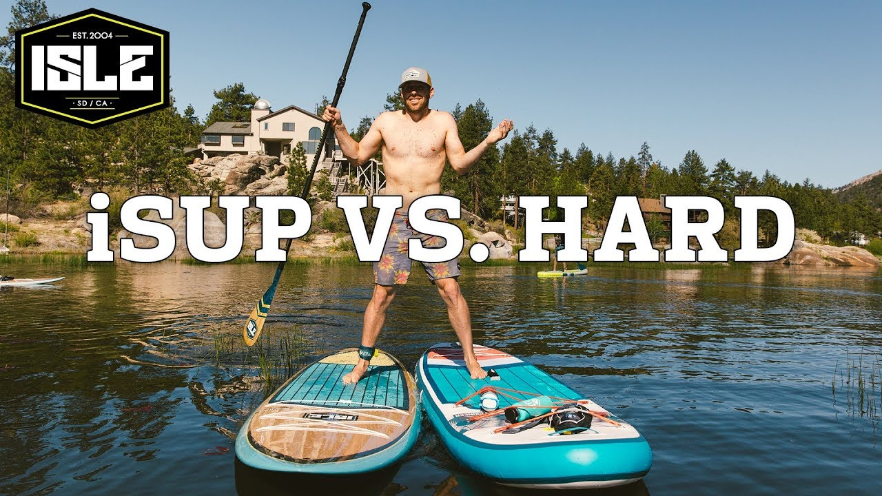 Inflatable or Hard Board Paddle Board Review