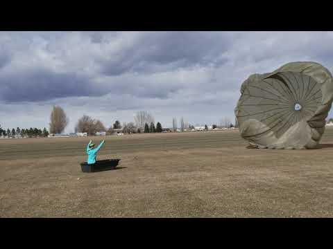 Idaho Windsledding #7
