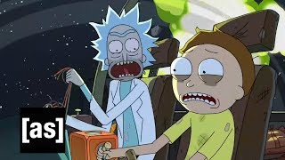 Sneak Peek: Rest and Ricklaxation | Rick and Morty | Adult Swim