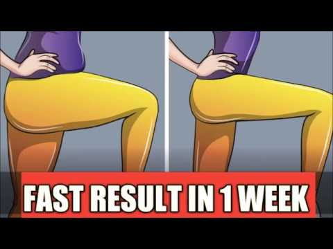 HOW TO LOSE THIGH FAT FAST || SIMPLE MOVES TO LOSE INNER THIGH FAT