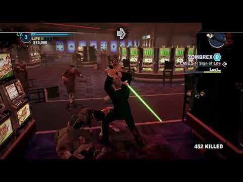 Lightsaber VS Zombies