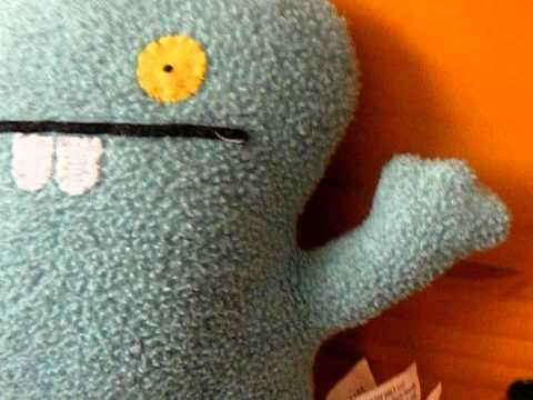 Uglydolls Babo review