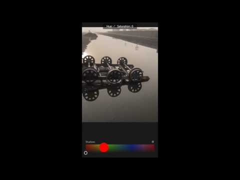 Editing in Lightroom Mobile: The Effects and Optics Section