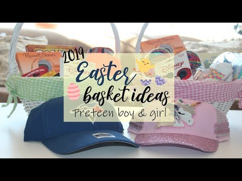 Xxx Mp4 EASTER BASKET IDEAS FOR PRETEEN BOYS Amp GIRLS 2019 HAPPILY ORGANIZED CHAOS 3gp Sex