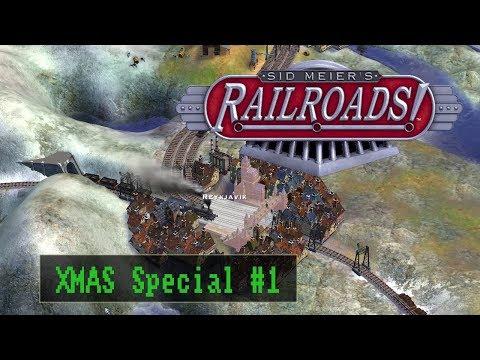 Sid Meiers Railroads - XMAS Special #01 - Island [ Deutsch ]