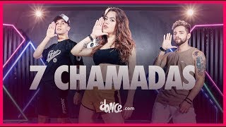 7 Chamadas - Vitão, Feid | FitDance TV (Coreografia Oficial) Dance Video