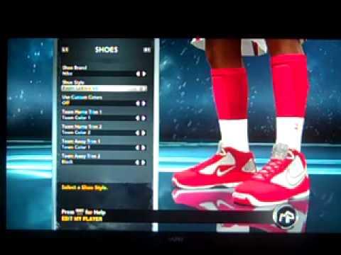NBA 2k12: My Look