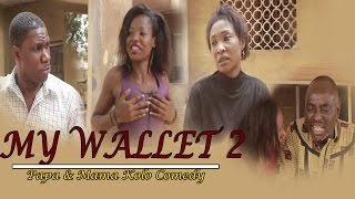 Funny Comedy Videos: Papa & Mama Kolo Episode 4: (My Wallet Part 2)
