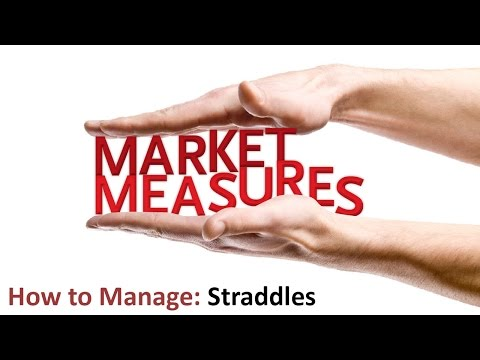 How To Manage Straddle Options Spreads