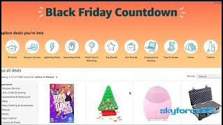 Best Black Friday Deals on Amazon 2019 + 20% Discount on eBay store