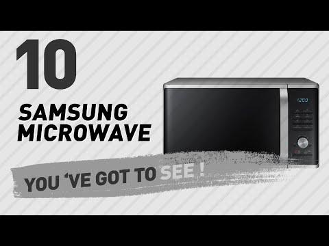 Samsung Microwave // New & Popular 2017