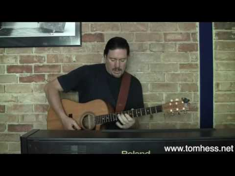 Tom Hess Guitar Playing And Music Contest – Phil Strahan