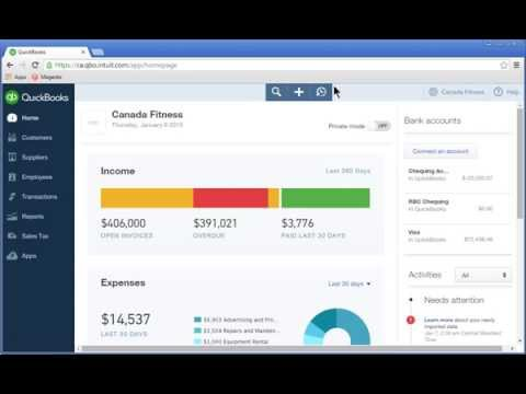 Debit Cards in QuickBooks Online