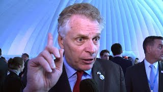 Virginia Governor Defies Trump on Paris Climate Deal, Pushes Investments in Solar & Wind