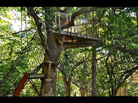 Cargo Net - Alternative To Expensive Playground Equipment