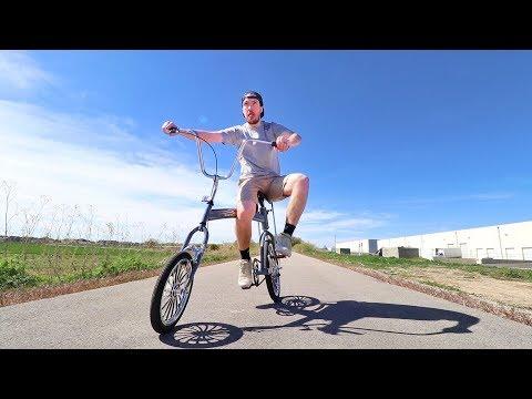 Weird NEW Swing Bike?