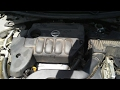 2009 Nissan Altima Exhaust Noise Solved