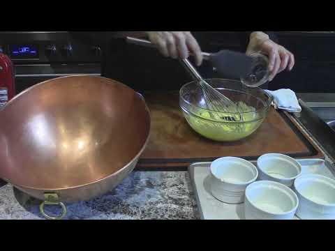 How to Make Chocolate Soufflé