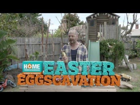 Easter Eggscavation