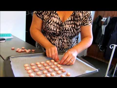 Eileen makes a starlight mint tray