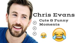 Chris Evans Cute Funny Moments